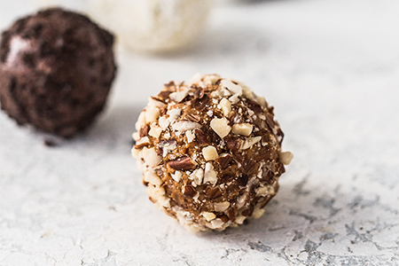 Protein Ball – Salted Caramel
